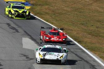 #63 Scuderia Corsa Ferrari 488 GT3: Cooper MacNeil, Toni Vilander, Jeff Westphal