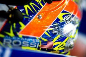 Helm: Alexander Rossi, Walkinshaw Andretti United Holden