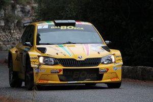 Christophe Hurni, Jérôme Degout, Skoda Fabia R5, Team Balbosca