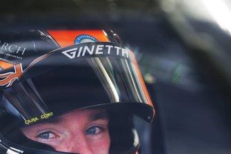 #6 Team LNT Ginetta G60-LT-P1: Michael Simpson, Charlie Robertson, Guy Smith