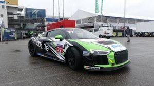 Jędrzej Szcześniak, Audi R8 LMS GT4