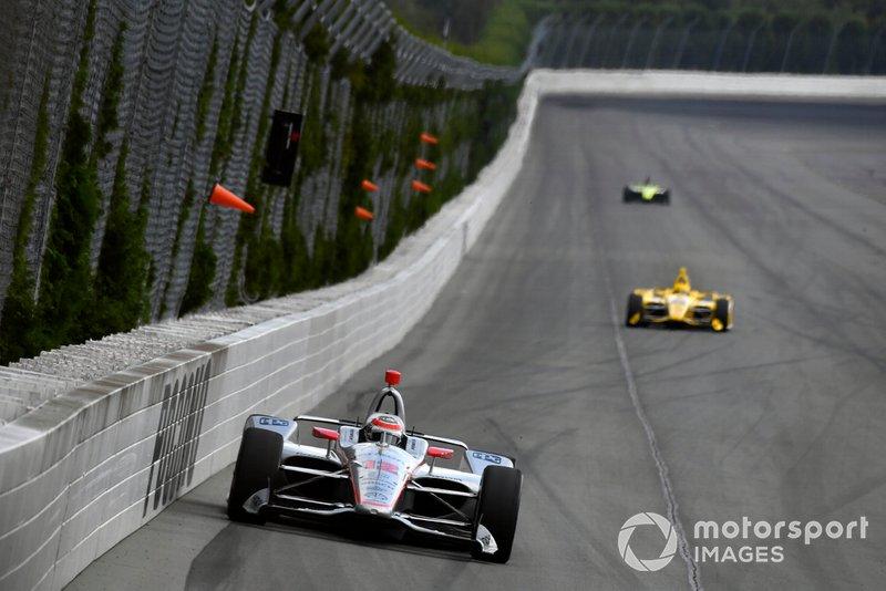 IndyCar em Pocono