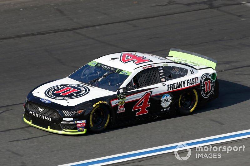 Kevin Harvick, No. 4Stewart-Haas Racing Ford +36pts