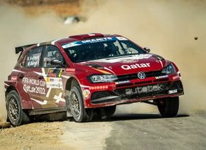 Nasser Al-Attiyah, Mathieu Baumel, VW Polo R5