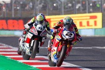 Leon Camier, Honda WSBK Team, Leandro Mercado, Orelac Racing Team