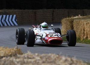 Lola Ford T90 Ian Beatty