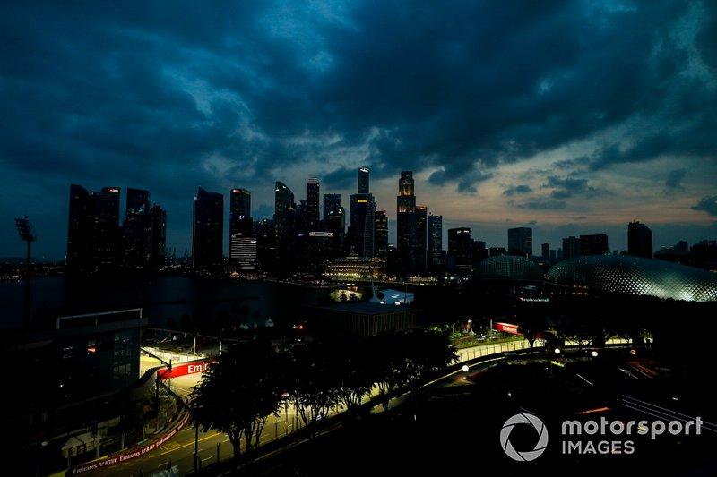 Une vue d'ensemble de Singapour