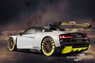 Onthulling Audi R8 LMS GT2