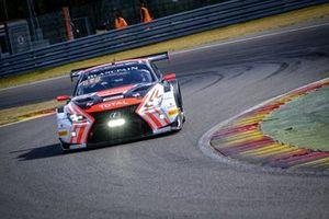 #23 Tech 1 Racing Lexus RCF GT3: Bernard Delhez, Eric Cayrolle, Aurélien Panis, Timothé Buret