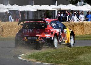 Citroen C3 WRC Mads Ostberg
