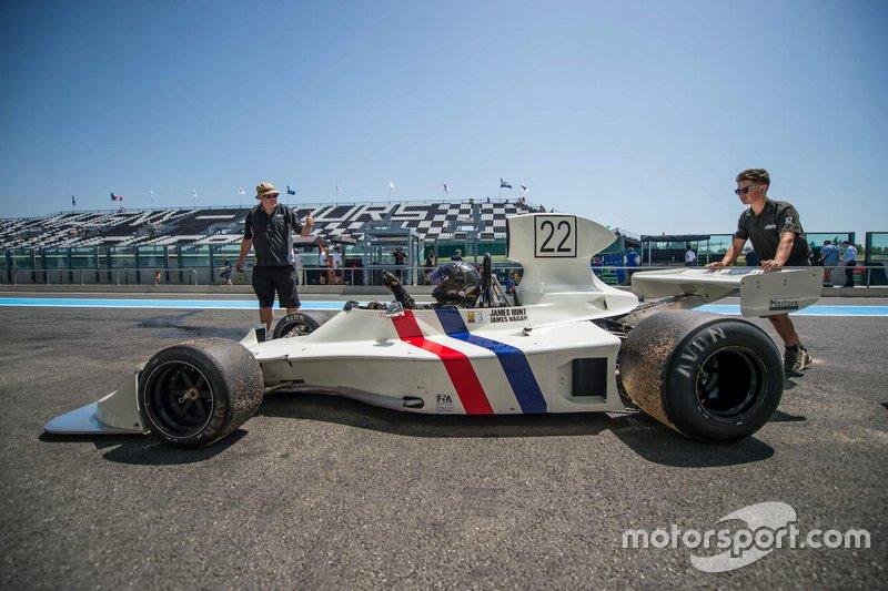 Hesketh 308 F1