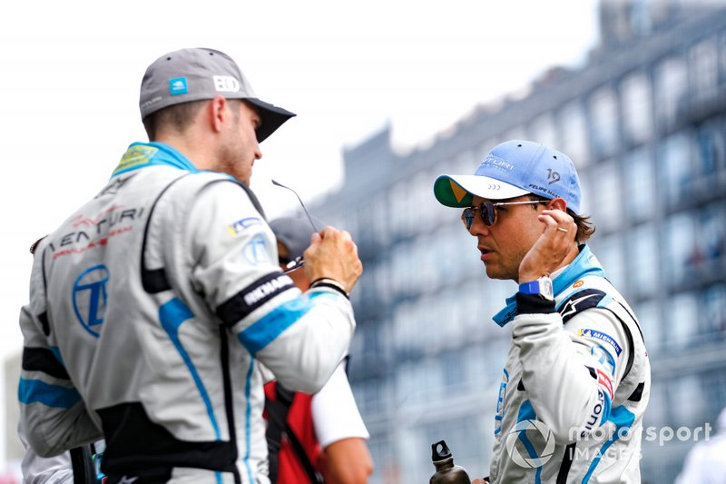 Edoardo Mortara, Venturi Formula E, Felipe Massa, Venturi Formula E