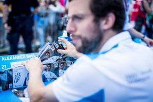 Александр Симс, BMW i Andretti Motorsport