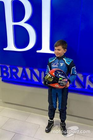 Brand Institute ve Emerson Fittipaldi Jr.