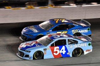 Garrett Smithley, Rick Ware Racing, Chevrolet Camaro AQRE.app