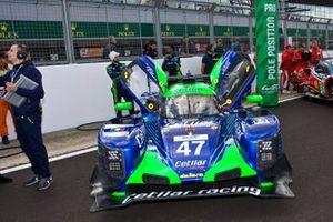 Автомобиль Dallara P217 (№47) команды Cetilar Racing