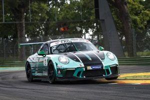 Andrea Corradina, Porsche GT3 Cup Challenge Suisse