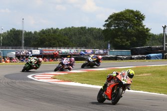Alvaro Bautista, Aruba.it Racing-Ducati Team, Leon Haslam, Kawasaki Racing Team, Alex Lowes, Pata Yamaha