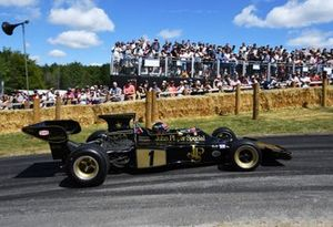 Lotus 72D Emerson Fittipaldi