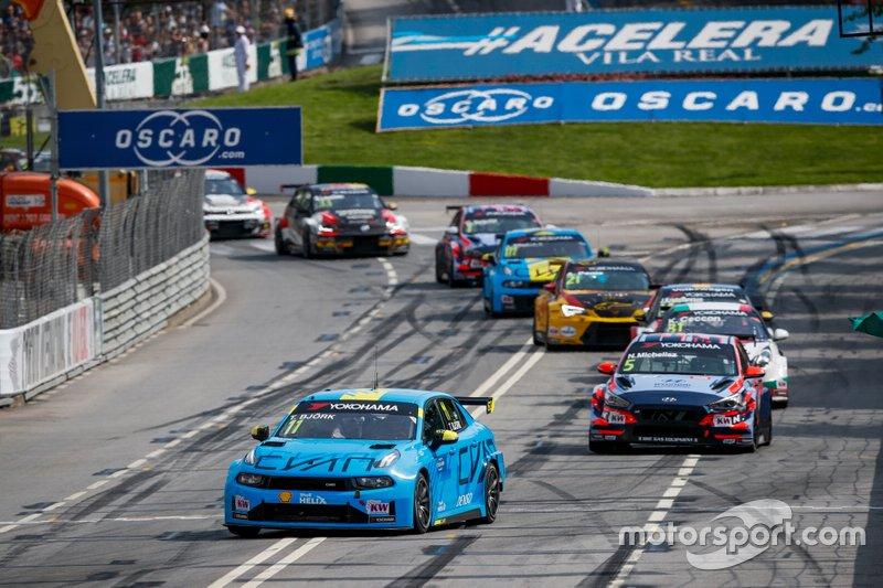 Thed Björk, Cyan Racing Lynk & Co 03 TCR, Norbert Michelisz, BRC Hyundai N Squadra Corse Hyundai i30 N TCR