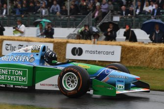 Benetton Damon Hill