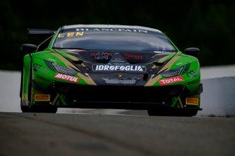 #29 Raton Racing by Target Lamborghini Huracan GT3 2019: Stefano Costantini, Antonio Forne Tomas, Christoph Lenz, Alberto Di Folco