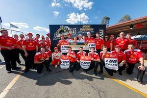 Scott McLaughlin and the DJR Team Penske crew