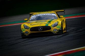 #999 GruppeM Racing Team Mercedes-AMG GT3: Maximilian Buhk, Maximilian Götz, Lucas Auer