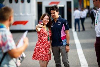 Sergio Perez, Racing Point,