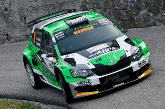 Alessandro Perico, Mauro Turati, Skoda Fabia R5, Team Autoservice Sport