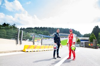 Nicholas Latifi, Dams and Mick Schumacher, Prema Racing