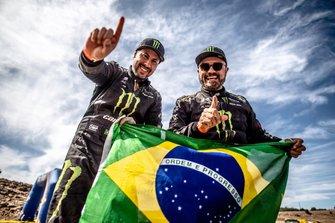 Reinaldo Varela y Gustavo Gugelmin, campeones de la Copa del Mundo FIA en T3.1