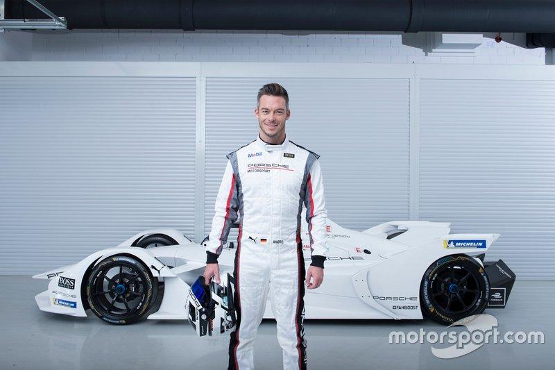 Porsche - Andre Lotterer