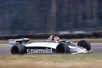 Nelson Piquet, Brabham BT49C