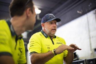 Пол Далла-Лана, Aston Martin Racing