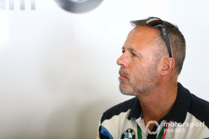 Shaun Muir, BMW Motorrad WorldSBK Team