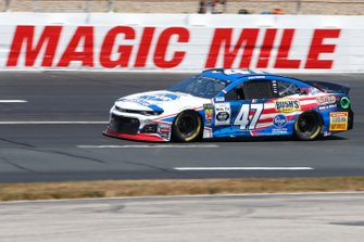 Ryan Preece, JTG Daugherty Racing, Chevrolet Camaro Kroger