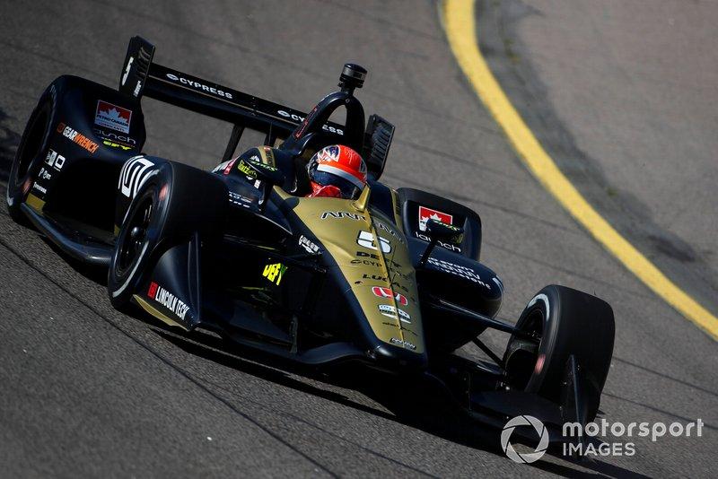 3. James Hinchcliffe, Arrow Schmidt Peterson Motorsports Honda
