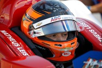 Matheus Leist, A.J. Foyt Enterprises Chevrolet