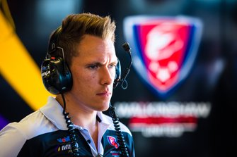 Ryan Walkinshaw, team co-owner Walkinshaw Andretti United