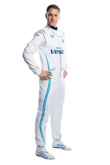 Стоффель Вандорн, Mercedes-Benz Formula E