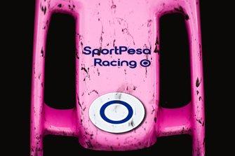 Передний обтекатель Racing Point RP19