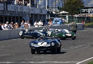 1959 RAC TT Celebration Sir Jackie Stewart