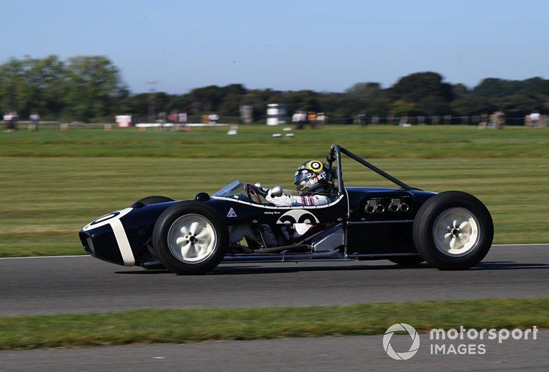 Richmond and Gordon Trophies James Davison Lotus 18