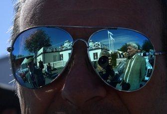 Kinrara Trophy Atmosphere Jeff Bloxham Selfie