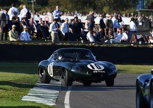 RAC TT Celebration Halusa Pirro Jaguar E-Type