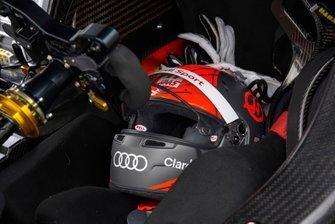 Helm: Pietro Fittipaldi, Audi Sport Team WRT