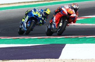 Jack Miller, Pramac Racing, Joan Mir, Team Suzuki MotoGP