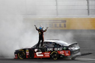 Race Winner Tyler Reddick, Richard Childress Racing, Chevrolet Camaro
