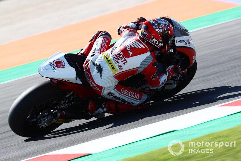 #27 Andi Izdihar, Honda Team Asia